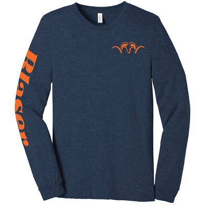 Blaser Navy Long Sleeve