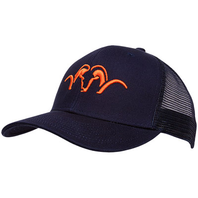 Blaser Navy Trucker Hat
