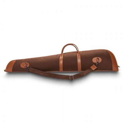 Twill-Leather Gun Cover Type C  (Rifle - long)