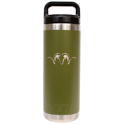 Blaser Yeti 18oz Rambler Bottle - Olive